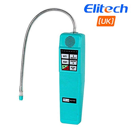 Elitech HLD-100+ Bombilla halógena Detector