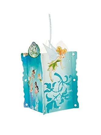 disney fairies fee la clochette suspension luminaires et eclairage. Black Bedroom Furniture Sets. Home Design Ideas