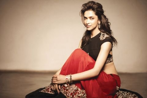 Wall1ders Deepika Padukone in Red Paper Poster for Home & Office (MADE IN INDIA)  available at amazon for Rs.125
