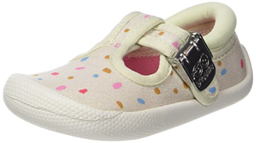 Clarks Baby Girls' Choc Cake Crawling Shoes