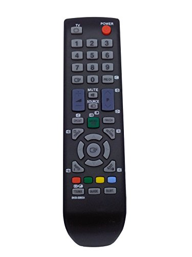 Vinabty Replacement Remote Controller BN59-00865A BN59-00942A AA59-00496A AA59-00743A AA59-00741A Compatible with Samsung Monitor P2370HD- LS23EMDKU/EN P2470HD-LS24EMDKU/EN P2770HD-LS27EMDKU/EN 933HD- LS19CFVKF/EN T240HD-LS24TDVSUV/EN E32B350