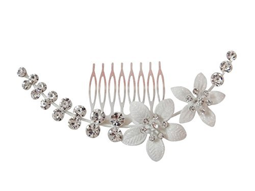 VOGUE New Exclusive Wedding Party Bridal Fancy Hair Comb Clip Hair Accessories Premium Quality