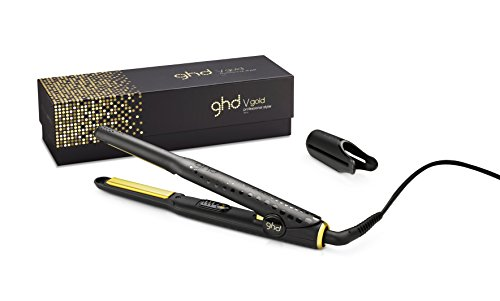 ghd Gold Mini Styler - Plancha para el pelo, color negro