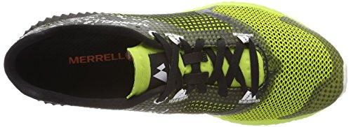 Trail nero Verde Uomo Merrell Cotta Scarpe Nero Da 2 Velocità FSSUnqB6