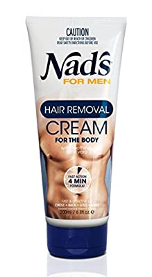Nad's For Men Hair Removal Cream by nads