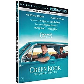 Green Book : Sur les Routes du Sud [4K Ultra HD + Blu-ray] [4K Ultra HD + Blu-ray]