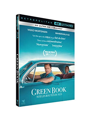 Green Book : Sur les Routes du Sud [4K Ultra HD + Blu-ray] [4K Ultra HD + Blu-ray]