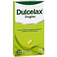 Dulcolax Dragées, 20 St. Tabletten preisvergleich bei billige-tabletten.eu