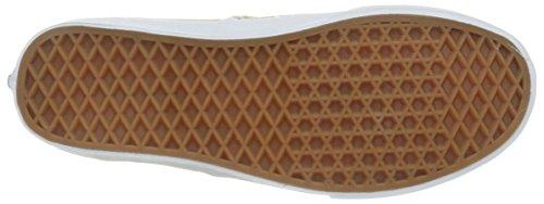 Vans Authentic Scarpe da Ginnastica Basse, Unisex Adulto Beige (webbing/batik/safari)