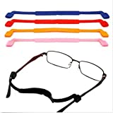 The SweatShop Silicone Eyeglass and Goggle Holder/Retainer Strap