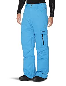 Protest Master Board Pantalon technique homme Blue Magic FR : L (Taille Fabricant : L)