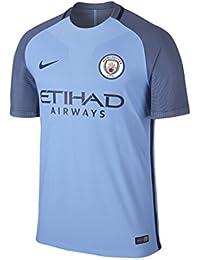Nike Manchester City M SS Hm Vapor Match JSY Camiseta de Manga Corta 6b23da3a7c40