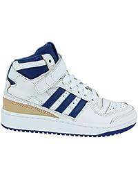 premium selection 72eb2 68eab ... new style adidas herren forum mid wrap basketballschuhe mehrfarbig ftwr  white collegiate royal 07aac 4b3ee