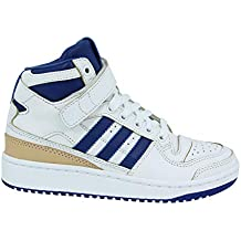 huge discount b4a02 4fa7d adidas Varial Mid BY4061 Sneaker Bleu Chaussures homme baskets. adidas  Originals Baskets Montantes Cuir Forum Mid