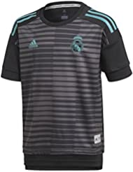 adidas Real Madrid Home Junior Pre-Match Jersey