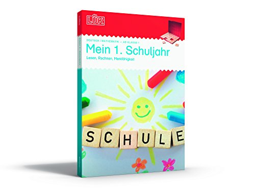 LÜK-Sets / Kasten + Übungsheft/e: LÜK-Sets: LÜK-Set: Mein erstes Schuljahr (Cover Bild kann abweichen)