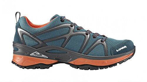 LOWA Hommes INNOX GTX LO 310601-7420 essence / orange, Gr. 41-46, Gore Tex, All Sports terrain