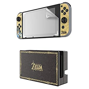 Nintendo Switch Zelda Collector's Edition Screen by PDP
