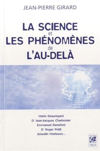 La science et les phnomnes de l'au-del