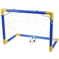 Il calcio è lo sport più popolare al mondo, avendo un fascino quasi universale grazie all'accessibilità immediata, anche i bambini piccoli possono imparare a giocare in pochi minuti.Non c'è modo migliore per far divertire i tuoi bambini che g...