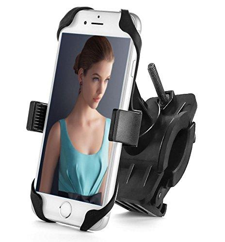 Joyjorya Bike & Motorrad Handy Halterung - Für iPhone (5, 6 s Plus), Samsung Galaxy Note oder jedes