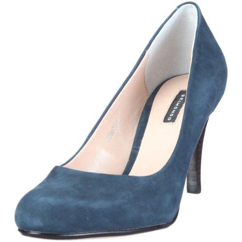 Belmondo 425608/M, Escarpins femme Bleu - Blau/indigo