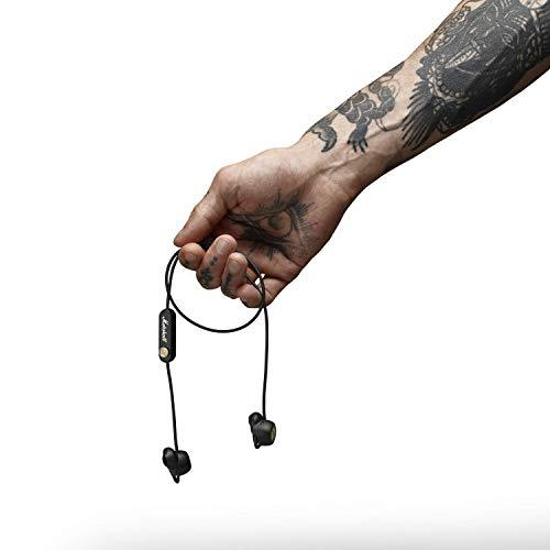 Marshall Minor II Bluetooth in-Ear Headphone (Black) Image 8