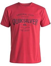 Quiksilver Clastegeeclaiit T-Shirt Homme