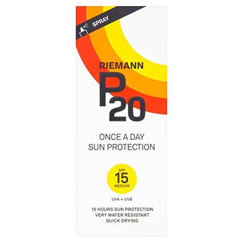 Riemann P20 SPF15 1 Tag / 10-Stunden-Schutz 200ml