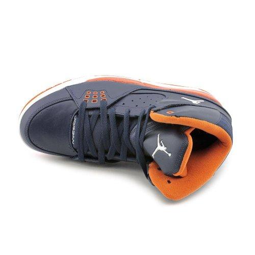Nike - Blck / Mtllc Slvr-cl Gry-wlf Gry, Scarpe sportive Bambino Arancione-Rosso