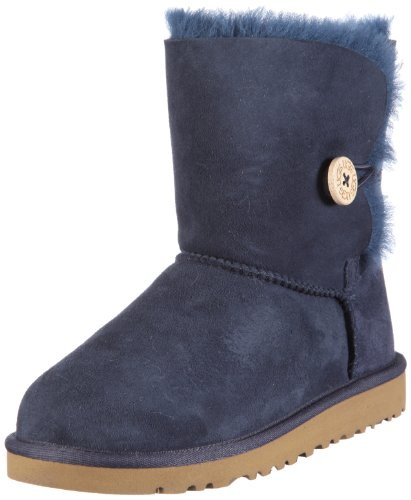 Kids Bailey Button chestnut, Blau (Navy), 25