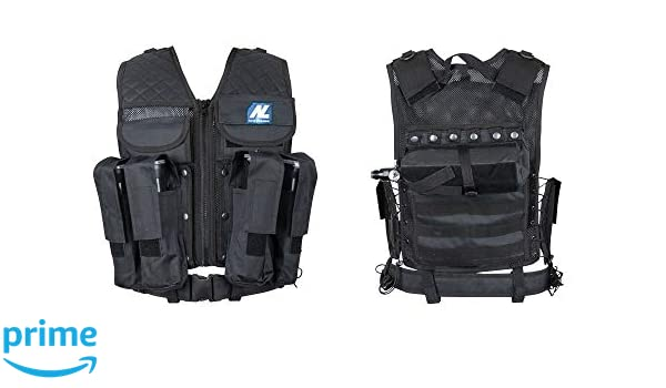 New Legion Tactical Gilet Carrier Noir
