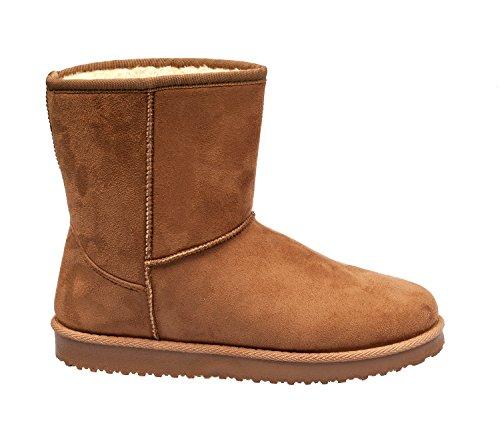 rapidoshop-bottes-femme-entierement-fourrees-ab-1-boots-bottines-38-camel