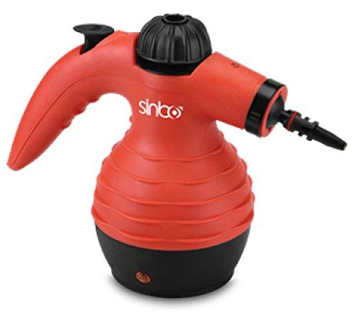 Multi Dampfreiniger Steam Extreme Handdampfreiniger Dampfreinigungsgerät 1.050 Watt Inkl. 10-teiligem Zubehör Max. 3,5bar