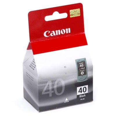 1 Original Druckerpatrone für Canon Fax JX200, JX210P, JX 500, JX510P (Black) Tintenpatronen (Tintenpatrone Mp470 Canon)
