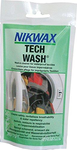 Nikwax Tech Wash Flüssigwaschmittel, transparent, one Size -