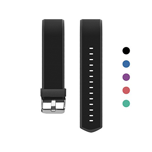 41heeXvAmBL. SS500  - Delvfire Pulse Replacement Fitness Tracker Straps, also compatible with ID115Plus and ID115Plus HR Fitness Trackers