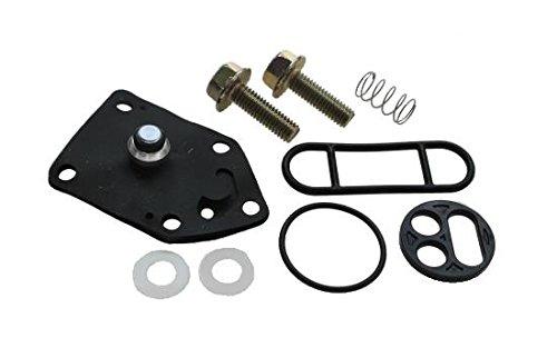 Benzinhahn Reparatursatz -Kit / Set für Kawasaki BN 125, EN , KLE 500, KLR, W 650, ZR 550 750 1100, ZR-7 750, Suzuki GSF 600 1200 Bandit, Suzuki VL 125 250 Intruder
