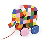Vilac Vilac5911 Elmer Pull Toy