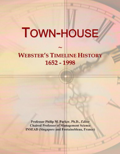 town-house-websters-timeline-history-1652-1998