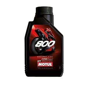 Motul 104041 800 2T Factory Line Road Racing, 1 L