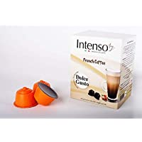 Intenso Dolce Gusto French Coffee with Hazelnut , 10 Capsuls
