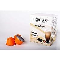 قهوة فرنسية دولتشي غوستو بالبندق من انتنسو، 10 كبسولات