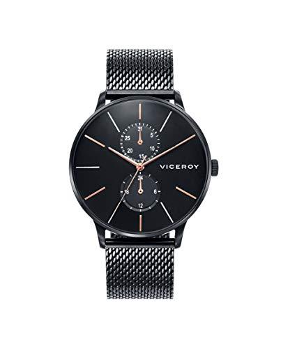 Reloj Viceroy Beat Negro Hombre 46753-57