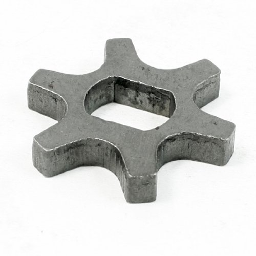 sourcingmap® Druck Maschinerie Komponenten 6 Zähne Sammeln Kettenrad 5016 Kettenblatt de