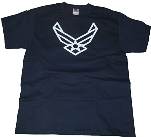 Got-tee- Us Army Military Air Force Logo Wings T-shirt Medium (Air T-shirt Force Wings)