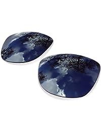 Sunglasses Restorer Lentes Polarizadas de Recambio Titanium para Oakley Frogskins