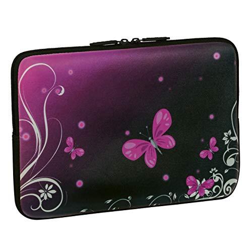Pedea Design Tablet PC Tasche 10,1 Zoll (25,6 cm) neopren butterfly