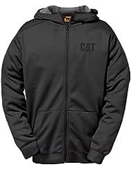 Caterpillar C1910724 Shield Full Zip Sweatshirt Vêtements de travail Sweatshirt