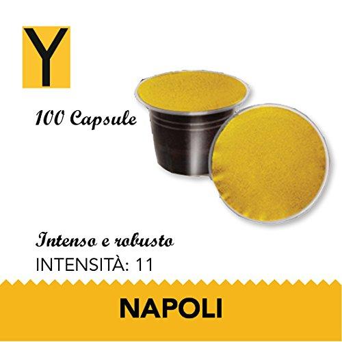 100 Capsule compatibili Nespresso NAPOLI extra